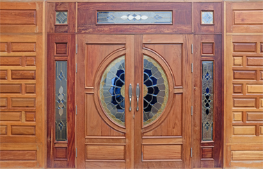 kit laminated flush doors